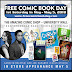 This Saturday is Free Comic Book Day