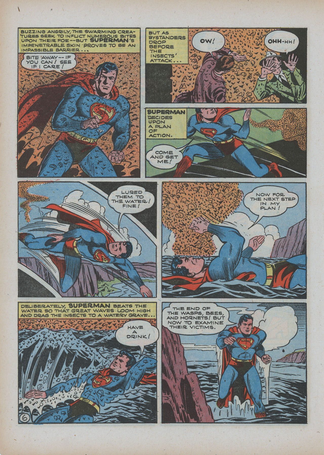 Read online World's Finest Comics comic -  Issue #10 - 8