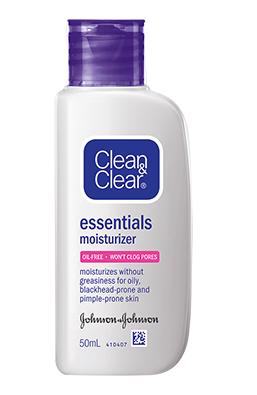 Clean&Clear Moisturizer