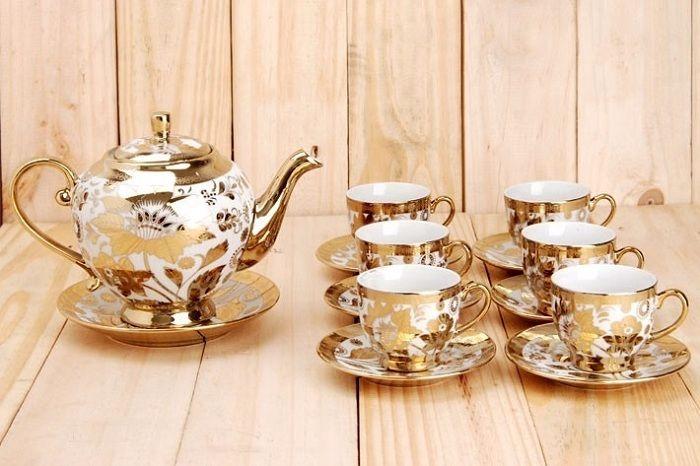 Bộ tách trà mang ý nghĩa sum vầy, hạnh phúc