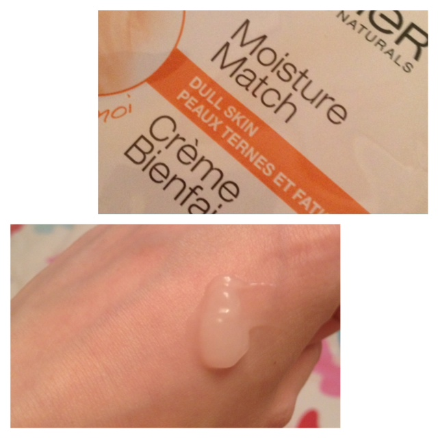Garnier Moisture Match Moisturiser - Wake Me Up
