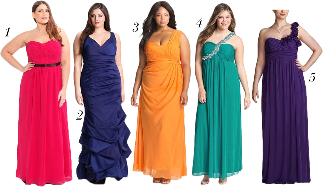 Must Have Prom Dresses Curvy Big Girls Wedding And Prom Fashion