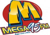 Rádio Mega FM 95,9 de Cuiabá MT ao vivo, ouça a melhor rádio do Mato Grosso
