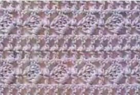 Ponto de Crochê Com Gráfico 03