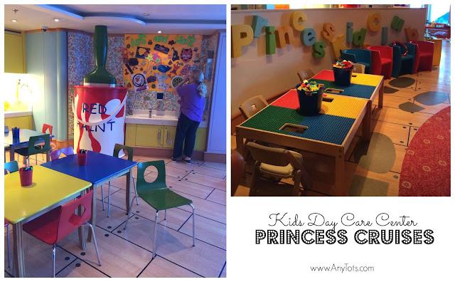 Princess Cruises Kids Day Care