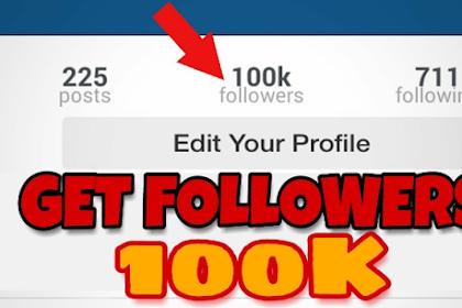 13 Cara Menambah Follower Instagram Terbaru