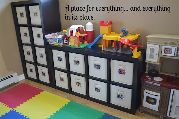 Toy Organization Printable Labels And Playroom Storage - imgUrl