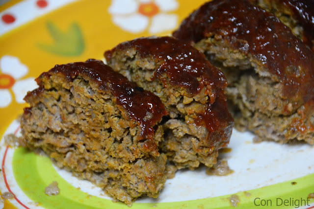 קלופס מבשר טחון klopes meatloaf