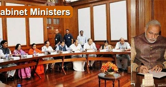Cabinet Minister Of India In Hindi Pdf