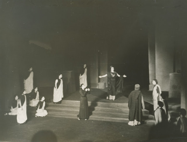 Σαν σήμερα στις 11 Σεπτεμβρίου 1938 η Επίδαυρος ξαναζωντανεύει!