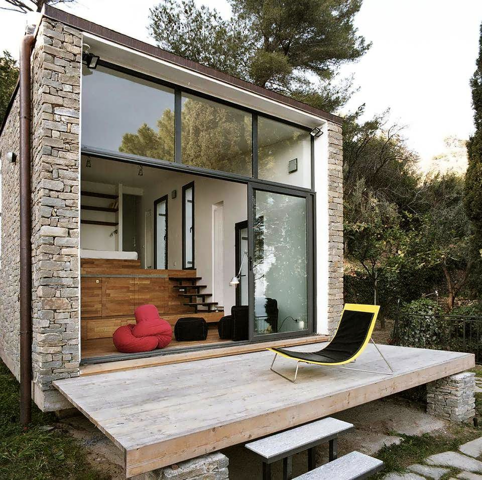 Little Studio Is Like Private House With Minimalist Design