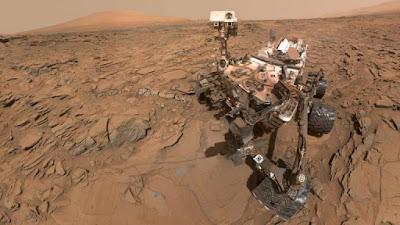 NASA: Τρομερή αποκάλυψη για τον πλανήτη Άρη! «Είναι πιθανό να υπήρχε ζωή»