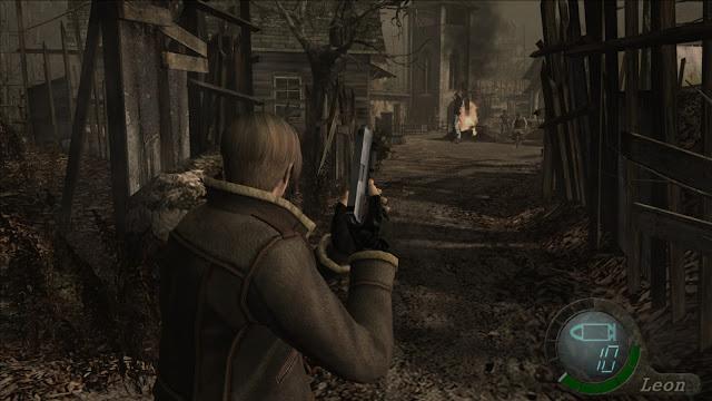 Resident Evil 4 - Captura 1
