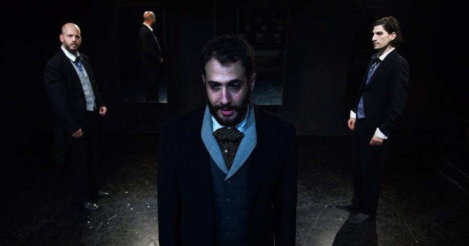Αποτέλεσμα εικόνας για Dr. Jekyll  & Mr. Hyde Από 24 Νοεμβρίου Σάββατο & Κυριακή στην μικρή σκηνή του Θεάτρου ΑΡΓΩ