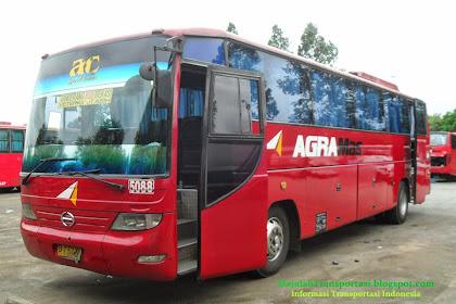 Harga Tiket Bus Agra Mas Oktober 2019