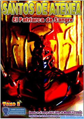 """Santos de Atenea 2: """"El Patriarca de Sangre"""""""