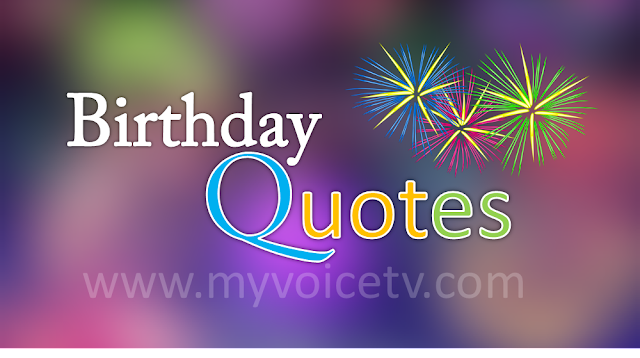 Birthday Quotes - Here are hundreds of #birthday quotes - copy and send to friend on his birthday