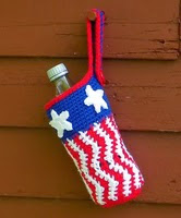 http://www.ravelry.com/patterns/library/uncle-sam-bottle-cozy-patriotic-4th-of-july
