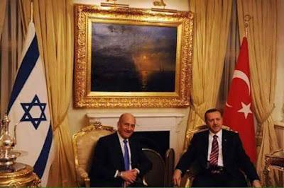 Meski Bersitegang, Israel Tidak Memutuskan Hubungan dengan Turki