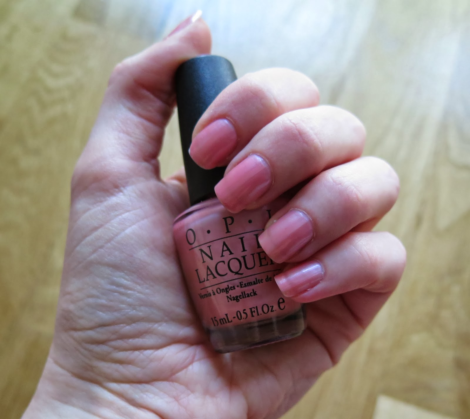 opi dancing in the isles