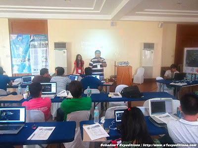Ervin Malicdem - Lubao Disaster Risk Reduction Map-up training ESSC OSMPH Schadow1 Expeditions