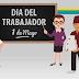 Cronograma de servicios públicos nacionales para el feriado del 1° de mayo por el Día del Trabajador