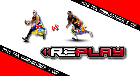 Video Playlist: Magnolia vs Rain or Shine game replay June 2, 2018 PBA Commissioner's Cup