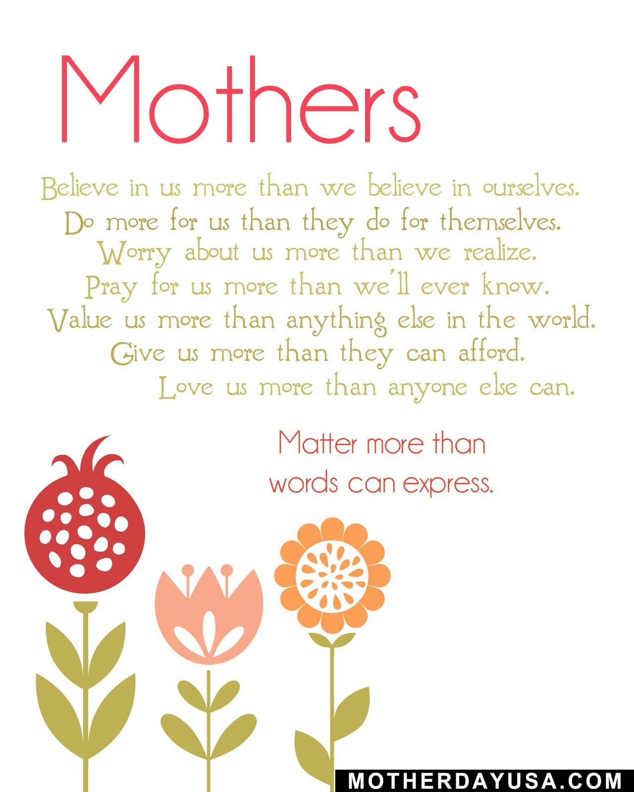 Happy Mothers Day 2019 Quotes, Images, Poetry, Poems, Gifts