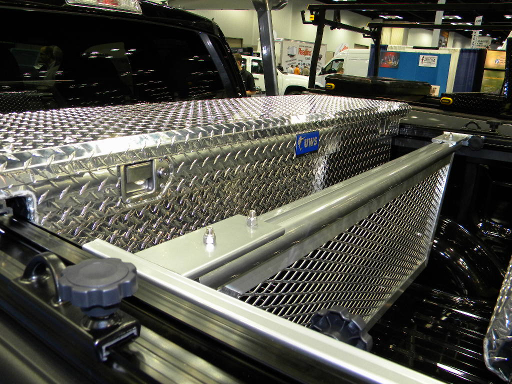 Commercial Truck Success Blog: UWS Tool Boxes At The NTEA