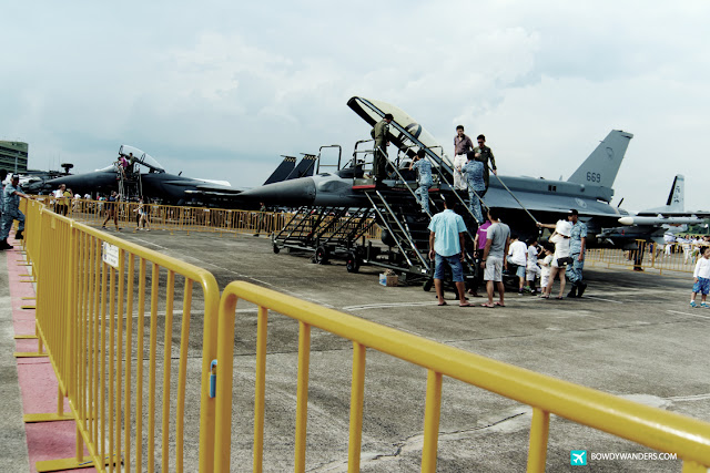bowdywanders.com Singapore Travel Blog Philippines Photo :: Singapore :: RSAF Open House: This Is How You Defend Singapore's Skies Like a Boss
