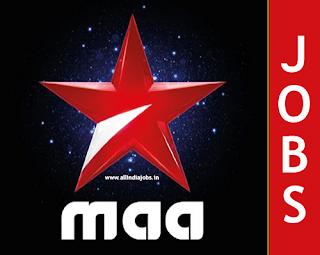 Star Maa TV Jobs