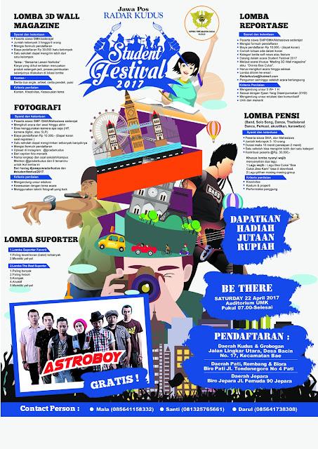 Student Festival 2017