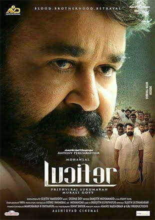 Lucifer 2019 Full Movie Malayalam Telugu Download HQ DVDScr 720p