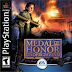 Medal of Honor - Underground - PS1