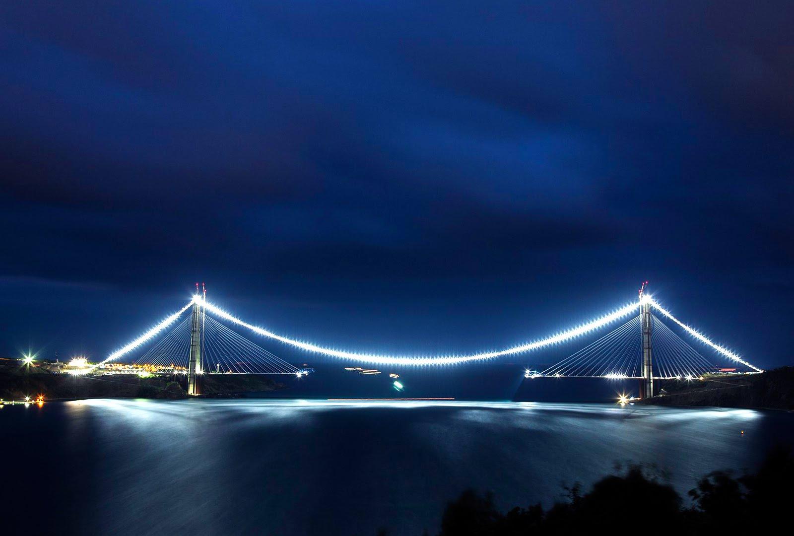Yavuz Sultan Selim Köprüsü - 3. köprü