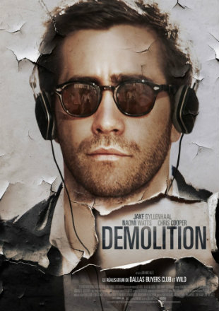 Demolition 2015 BRRip 300Mb Hindi Dual Audio 480p Watch Online Full Movie Download bolly4u