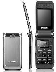 Spesifikasi Handphone Samsung S3600 Flip