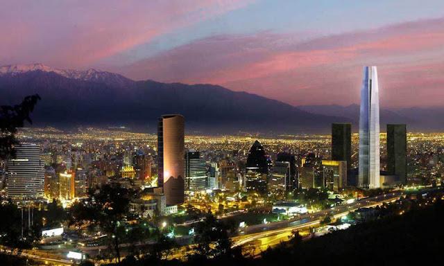 Verão em Santiago