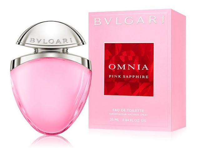 Bvlgari Omnia Pink Sapphire 25 mL