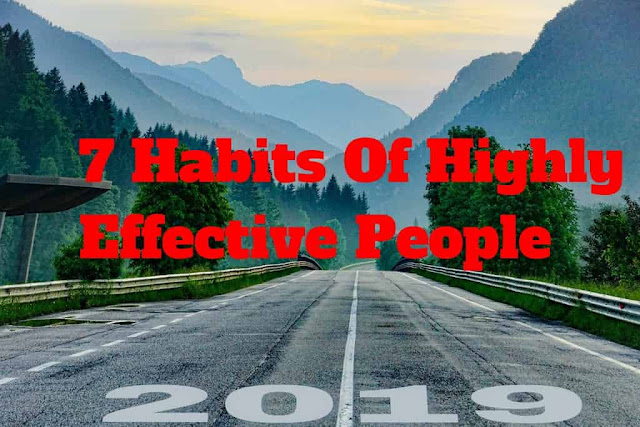 7 Habits Of Highly Effective People In Hindi