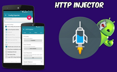 HTTP Injector v4.1.1 Build 59 Pro Apk Full