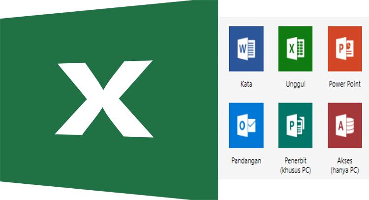 Mengenal simbol atau Operator Formula pada Microsoft Excel
