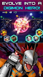 Game Digimon Heroes v1.0.45 Apk Mod + Data OBB Update terbaru Gratis -6