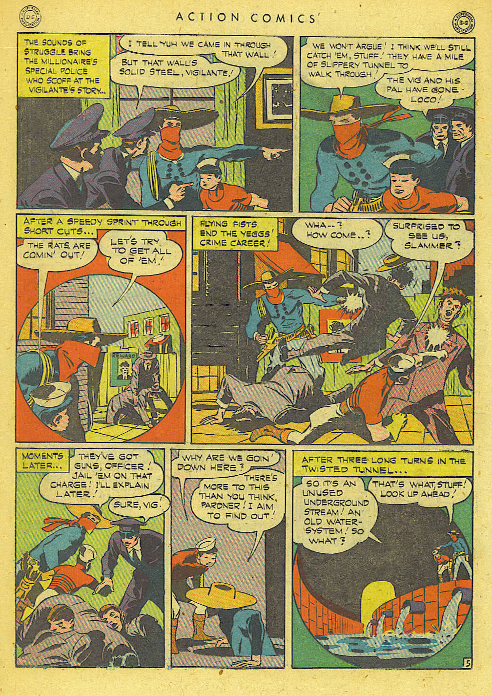 Read online Action Comics (1938) comic -  Issue #78 - 23