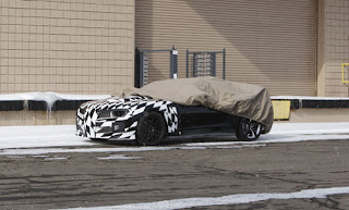 2017 Pontiac Firebird Trans Am Spy Photos