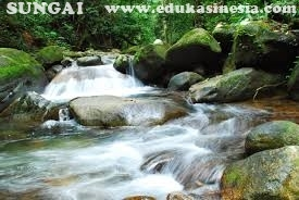 Pengertian Sungai, Manfaat, Keuntungan, Kerugian, Macam-Macam Sungai, Pola Aliran, Proses Terjadinya Sungai, Proses Perubahan Lembah, Meander dan Dataran serta Daerah Aliran Sungai (DAS)
