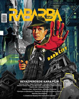 Rabarba Şenlik 10. Sayı (Aralık) - Kara Film