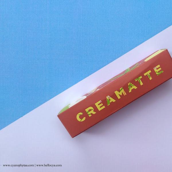 Review Emina Creamatte Fuzzy Wuzzy #02