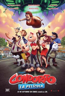 فيلم Condorito: The Movie (Condorito: La Película)