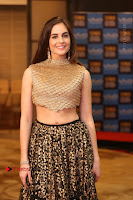 Actress Model Sarah Hopkins Latest Pos in Lehenga Choli at SIIMA Short Film Awards 2017 .COM 0111.JPG